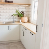 Coastal renovation eyre peninsula cupboards