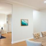Coastal renovation interior