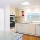 Heritage house renovation kitchen