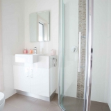 Heritage house renovation bathroom