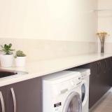 New build homes laundry